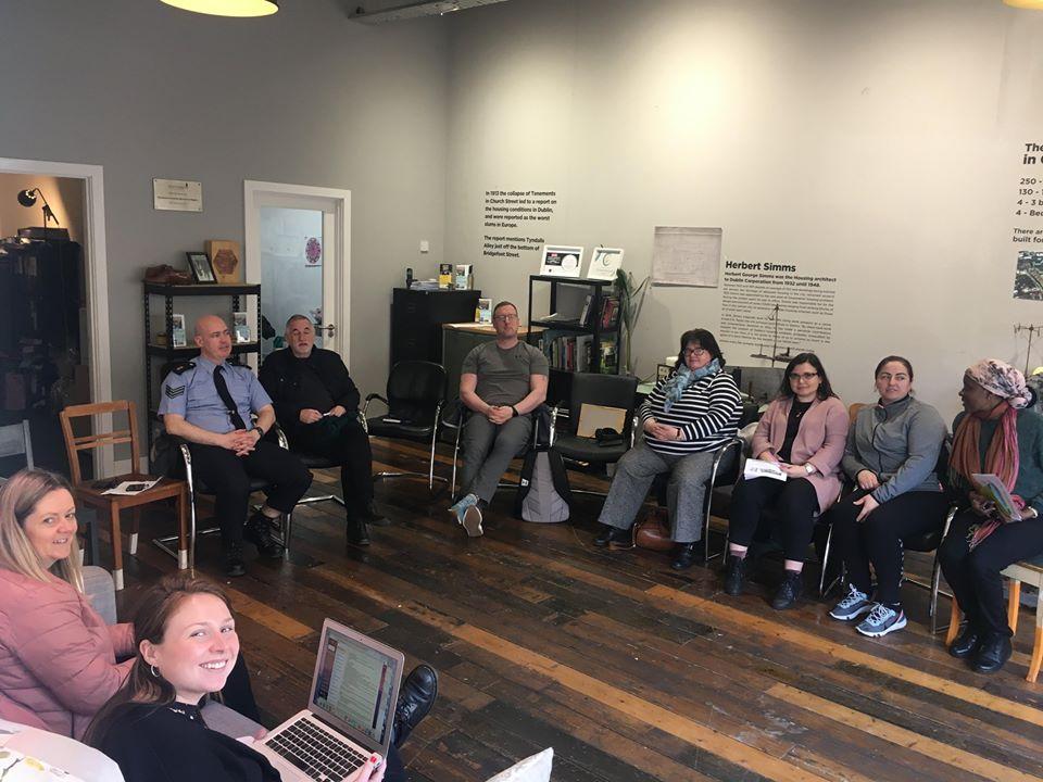 Corn Community Group Meeting